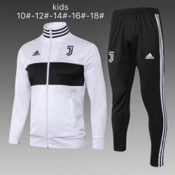 Juventus white kid jacket suit 20 size:18-201