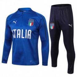Italy Blue Training Suit 20 Size:18-201