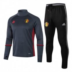 Belgium gray training sui