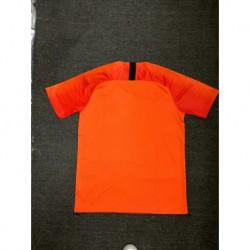 20 size:18-2019 lvory coast orange training shir