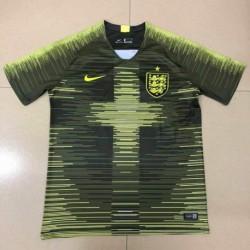 England green traing shir