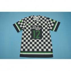 Nigeria 18 star boy shirts multi color