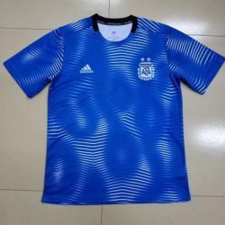 Argentina blue training shir