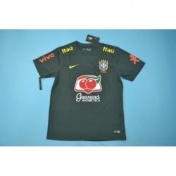 Brazil green training short jersey 20 size:18-201