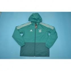 Germany green windbreaker jacket size:18-1