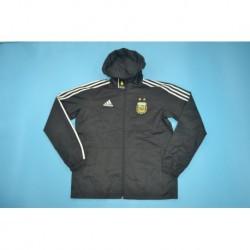 Argentina black windbreaker jacket size:18-1