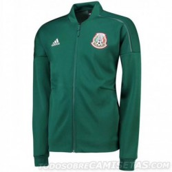 Mexico green jacket 201