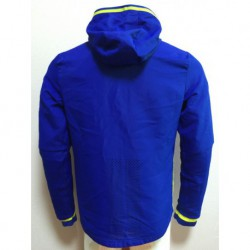 2016 euro cup spain blue hoodie jacke