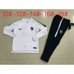 France white training suit size:18-1