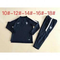 France black training suit size:18-1