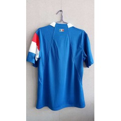 Size:18-19 france blue rugby jersey