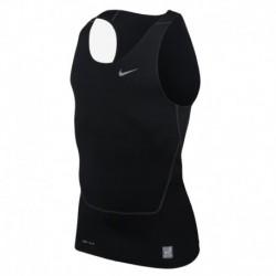 Mens tight-fitting Vest Black 6348 Size:72-010 m-XXL 4
