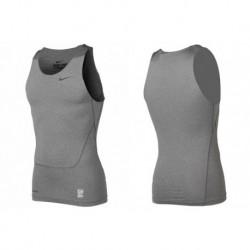 Mens tight-fitting Vest Gray 6348 Size:72-010 m-XXL 4