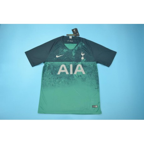 Tottenham 3rd Kit Map Tottenham 3rd Kit 2017 Tottenham 3rd Green Size 18 19