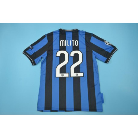 2010 Ucl Final Inter Home Shir