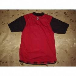 Ac Milan Soccer Uniform Ac Milan Kit Sale Size 02 03 Ac Milan Home Double Layer