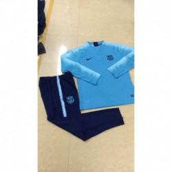 B-s new blue training suit size:18-1
