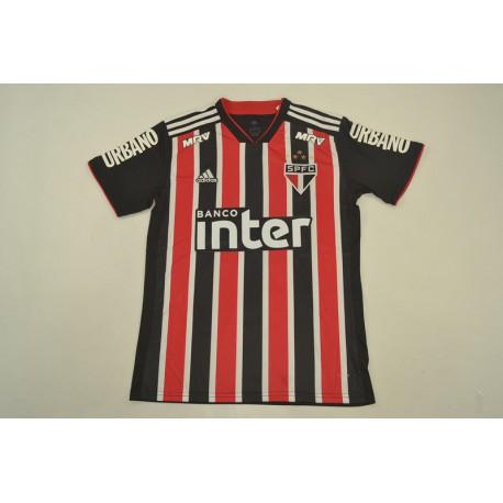 Sao paulo jerseys with full sponsor