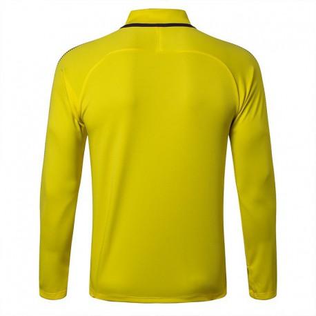 Tottenham Kit 2017 2018 Tottenham Third Kit 2018 Tottenham 1 4 Zip Squad Yellow Training Suit 20 Size 17 2018