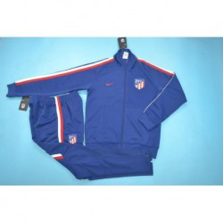 A-m blue jacket tracksuit size:18-1