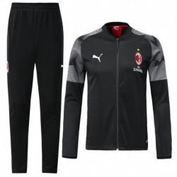 AC-Milan black jacket tracksui