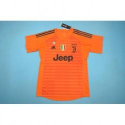 Juventus orange gk shirt size:18-1